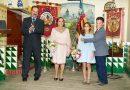 Paula, Raúl y Vicen fueron proclamados en nuestro Casal.