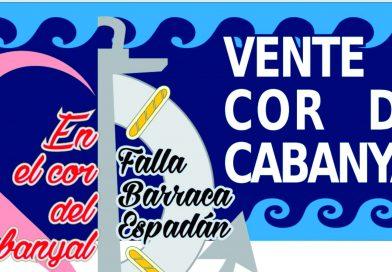 Vente al Cor del Cabanyal, Apúntate a Barraca – Espadán